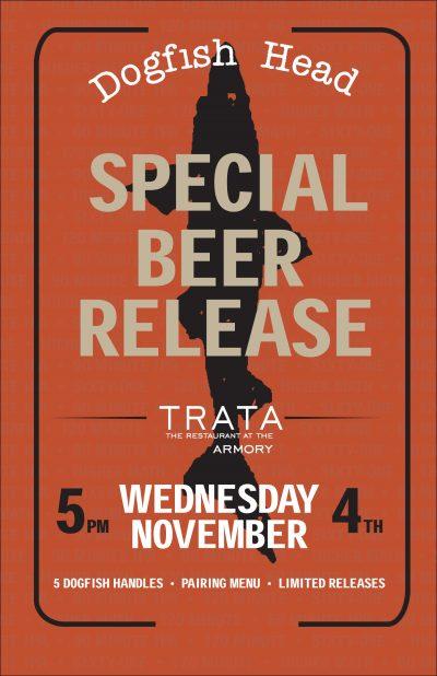 Dogfish Beer Release 2