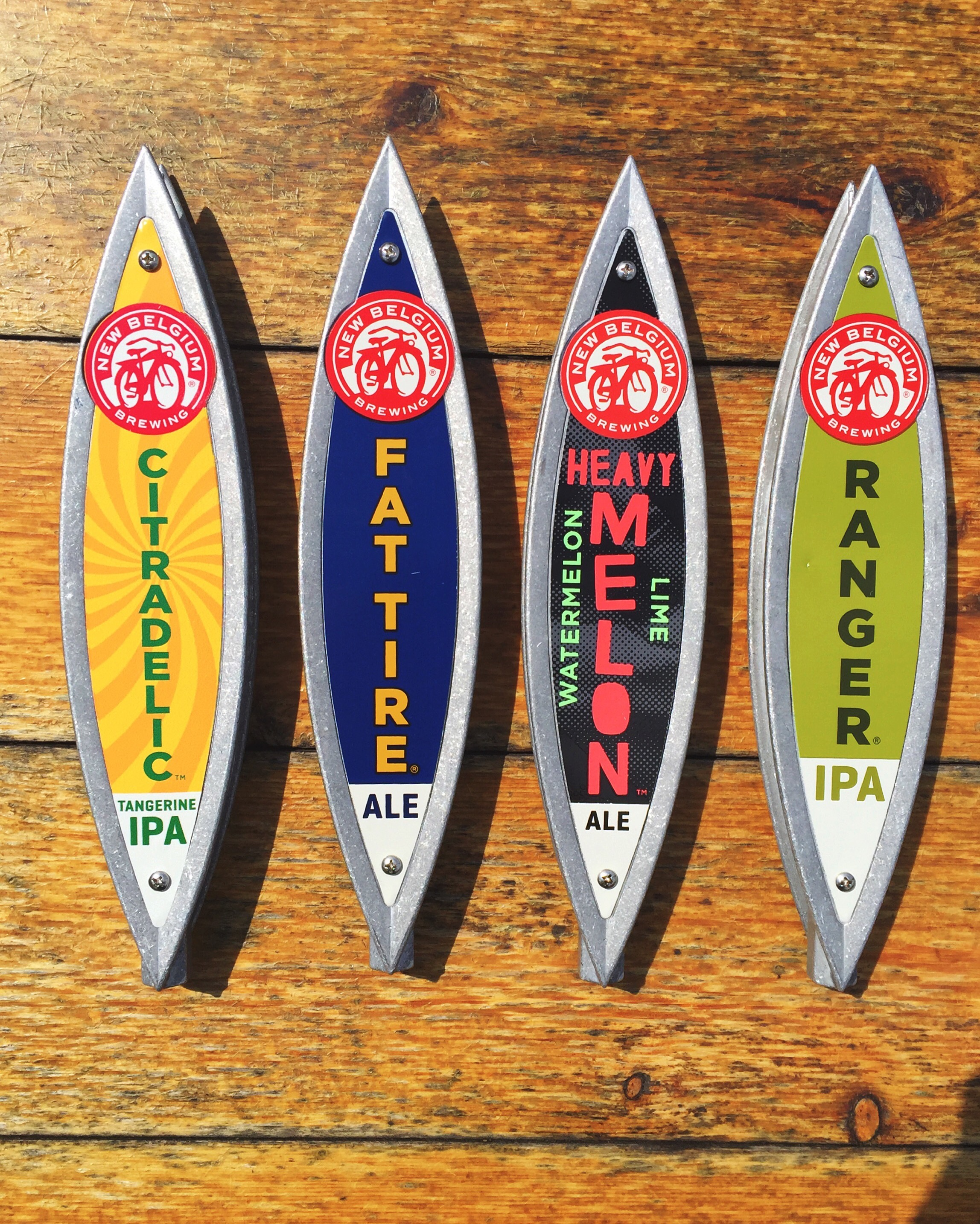 New Belgium Taps Photo