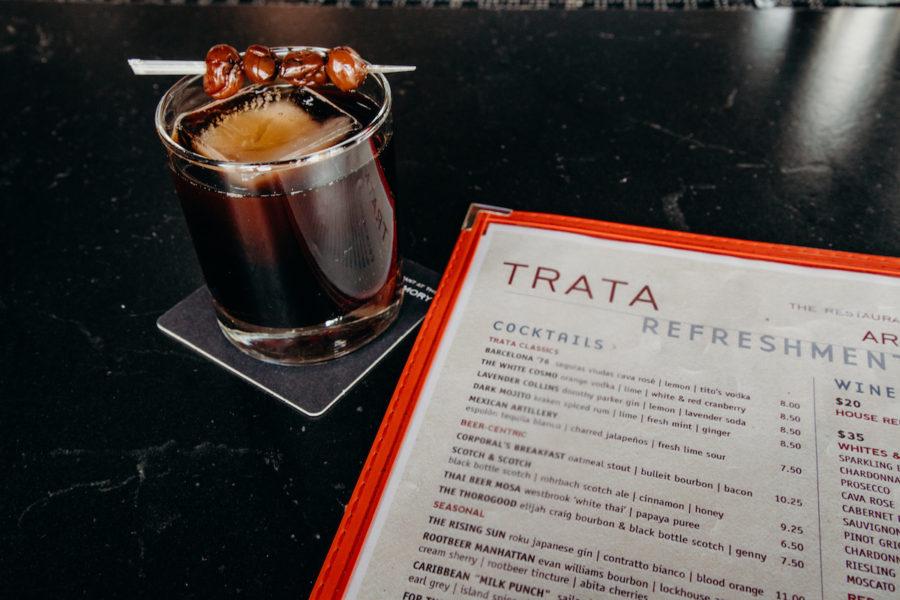 Prime Trata The Restaurant At The Armory Interior Design Ideas Helimdqseriescom
